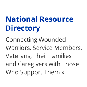 National Resource Direcotry