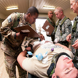 Military Medics & Corpsmen Program