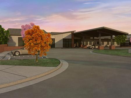 Puller Veterans Care Center (Opening 2021)