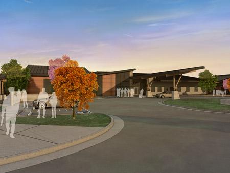 Hampton Roads Veterans Care Center (Opening Late 2019)
