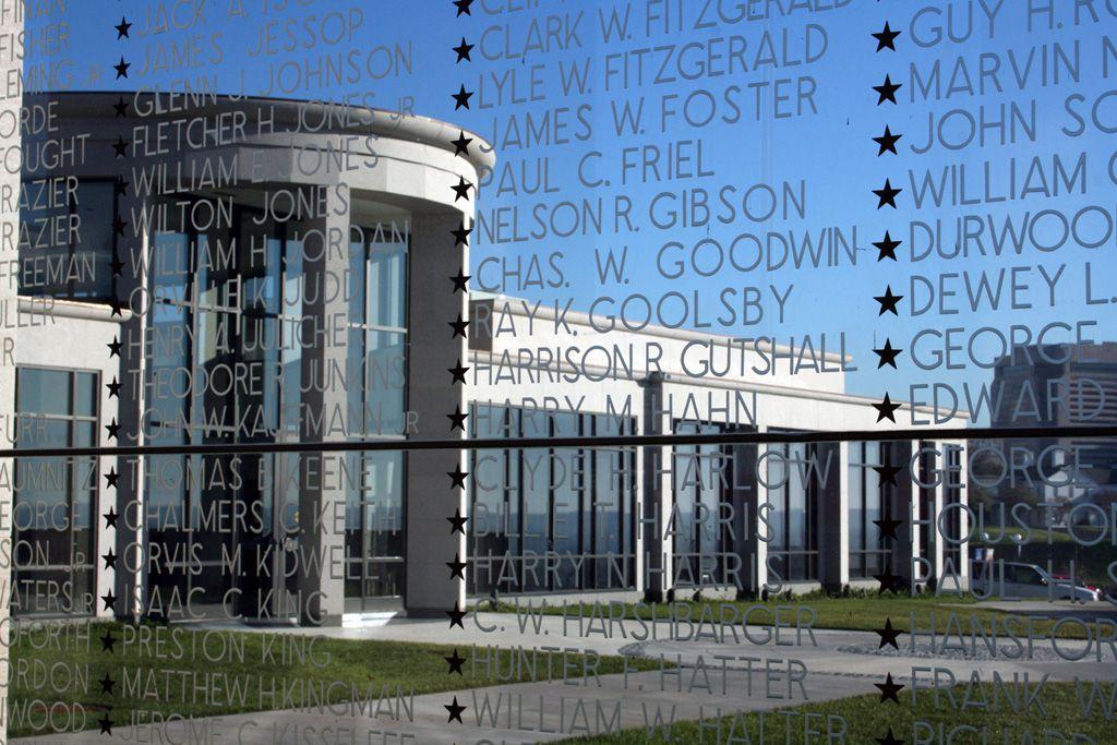 Virginia War Memorial 3