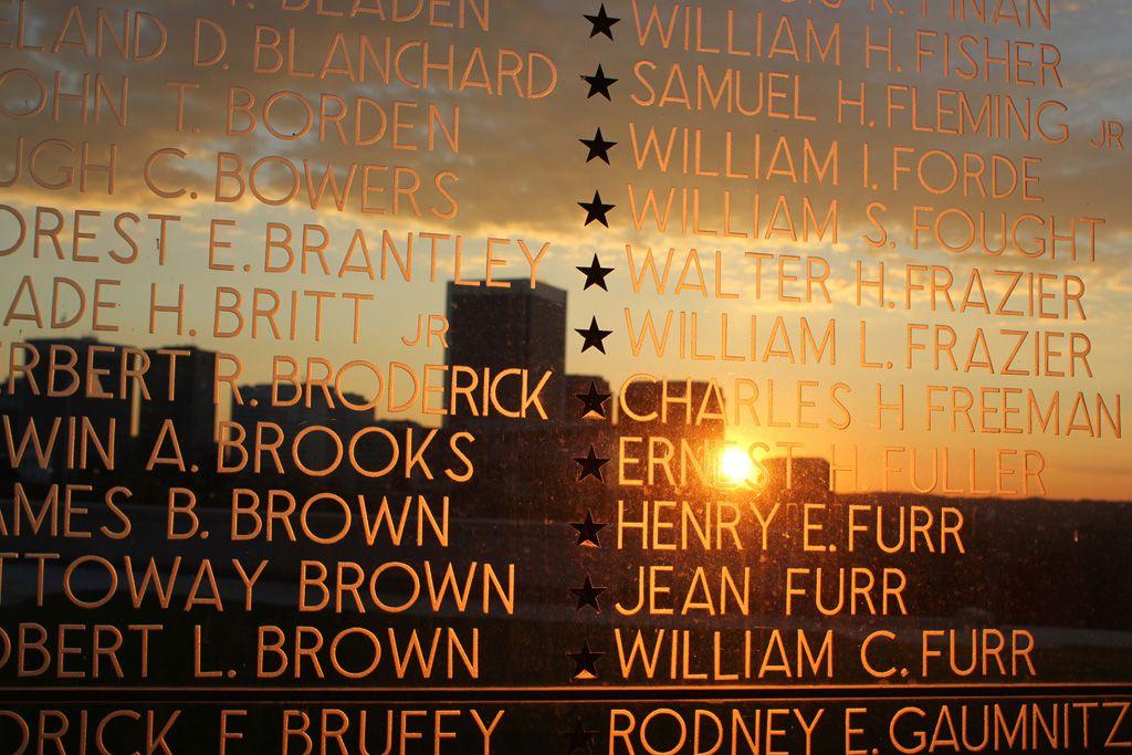 Virginia War Memorial 2