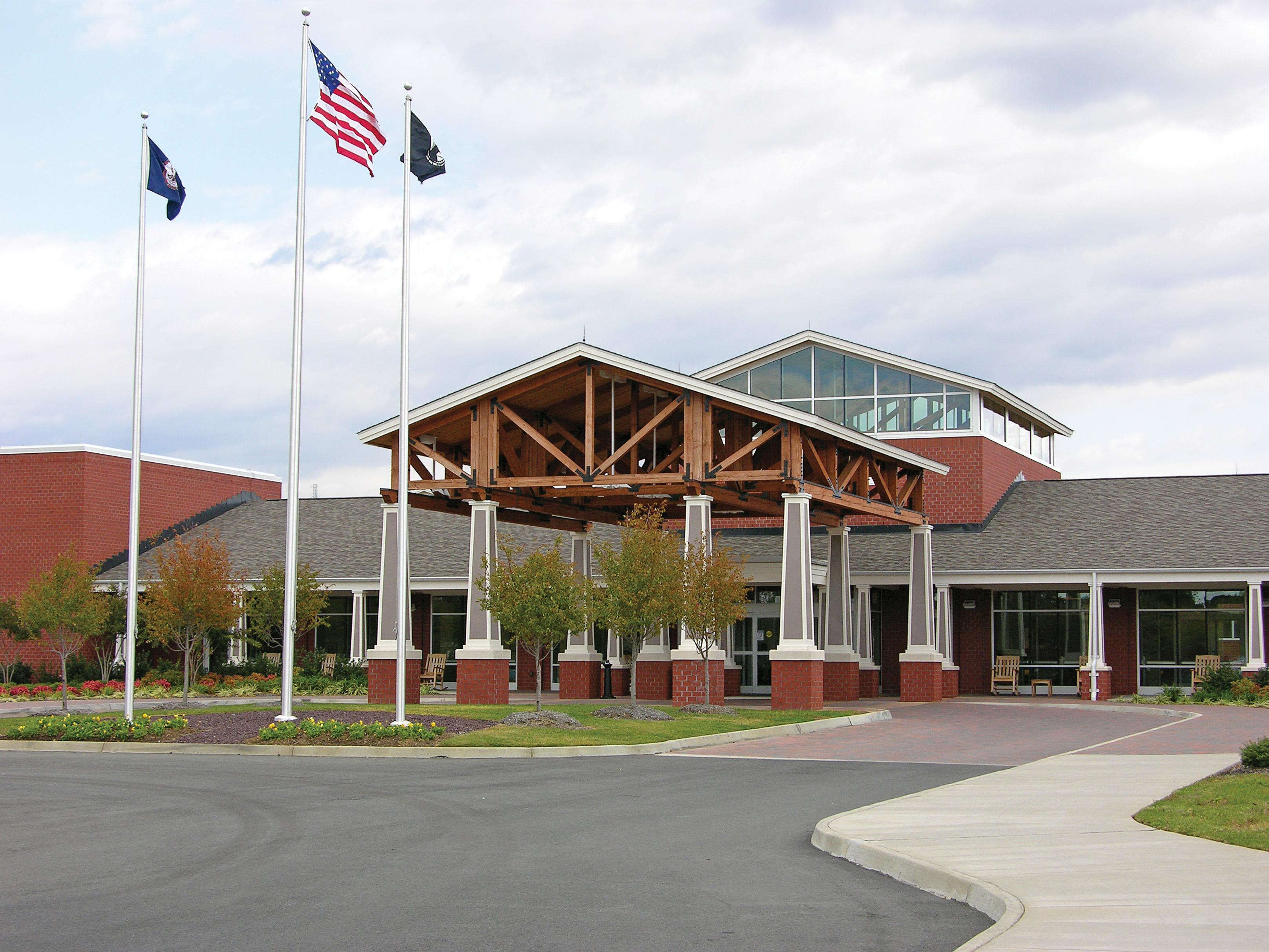Sitter & Barfoot Veterans Care Center (Richmond)