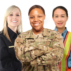 Virginia Women Veterans