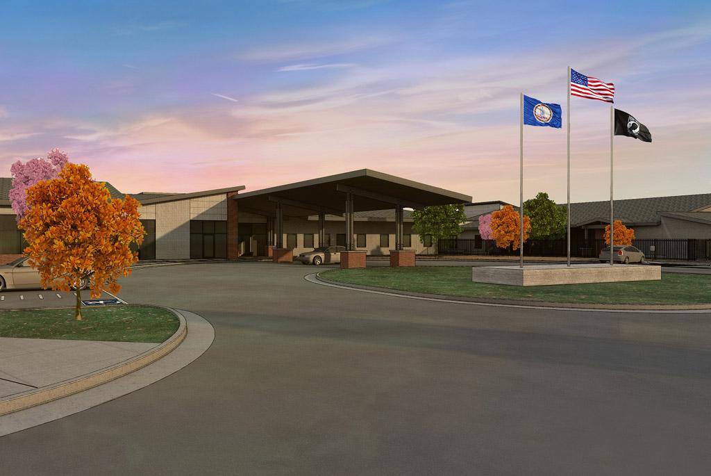 Jones Cabacoy Veterans Care Center Virginia Beach Opening 2021